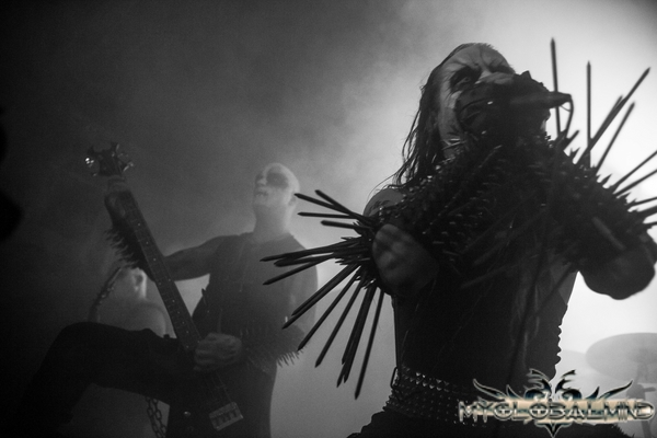 Gorgoroth Live At The Garage London Uk On April 6th 2014