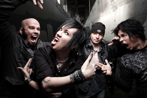 heaven below interview pic2 Interview with Patrick Kennison (Heaven Below)(Vocals, Guitars)