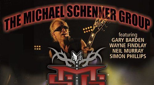 Michael-Schenker-Group-The-30th-Anniversary-Concert-Cover The Michael Schenker Group – The 30th Anniversary Concert – Live In Tokyo CD/DVD