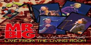 mrbig lflr cover Mr Big Live From the Living Room Review