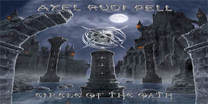 axelrudipell_circleoath_cover Axel Rudi Pell - Circle of the Oath Review