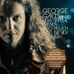 George Gakis Too Much Aint Never Enough cover Mind Scans Volume 6