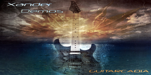xanderdemos guitarcadia cover Xander Demos   Guitarcadia Review