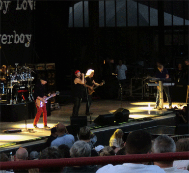 Journey Pat Benatar Loverboy live gig pic 3 Journey, Pat Benatar and Loverboy Concert Review