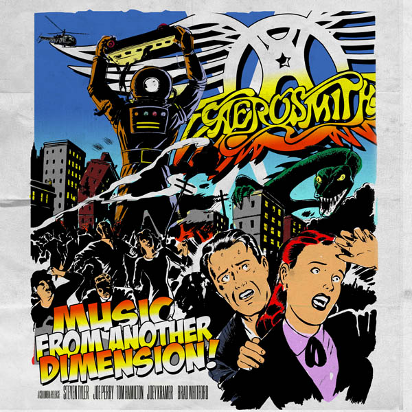 Aerosmith-Music-From-Another-Dimension Aerosmith - Music From Another Dimension Review