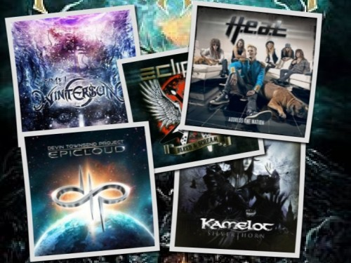 collagemix_2012_results Results Favorite Hard Rock or Heavy Metal album of 2012