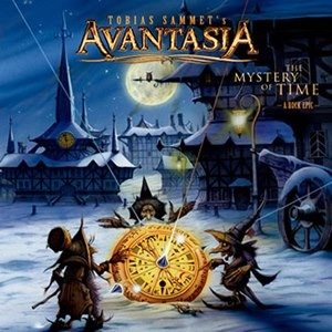 avantasia the mystery of time cover