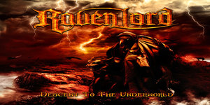 ravenlord cover Raven Lord   Descent to The Underworld Review