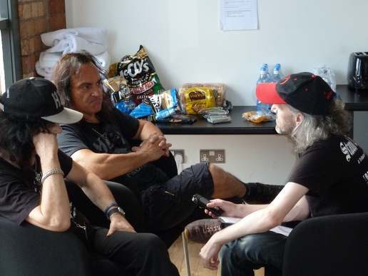 appice_baine_interview-pic-7 Exclusive Interview with Vinny Appice (Drums), Jimmy Bain (Bass) Last in Line