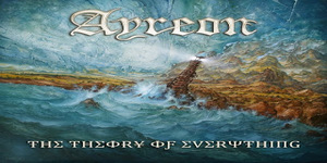 ayreon cover Ayreon   The Theory Of Everything Review