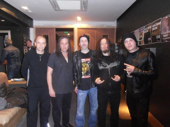queensryche interview pic 5 e1382940014618 Exclusive Interview with Scott Rockenfield (Drummer) and Michael Wilton (Guitar) (Queensryche)