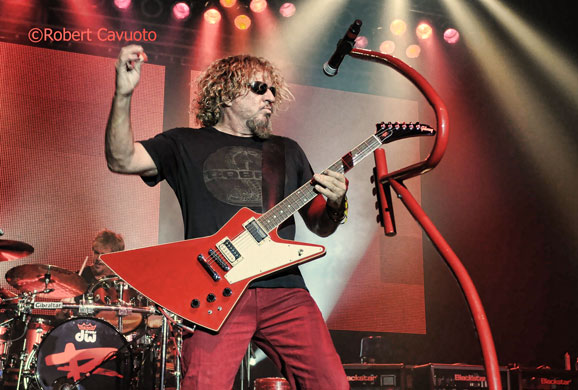 sammy hagar four decades of rock tour live at the sands casino bethlehem pa myglobalmind online. Black Bedroom Furniture Sets. Home Design Ideas