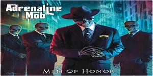 adrenalinemob_menofhonor_cover Adrenaline Mob - Men of Honor Review