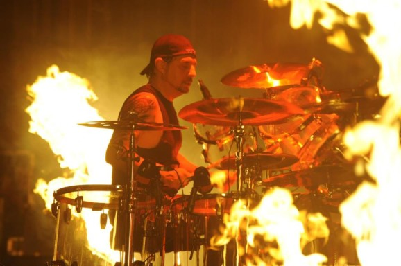 Dave Lombardo Interview pic 1