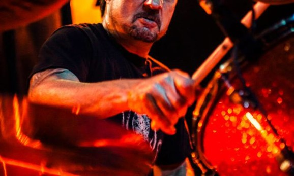 Dave Lombardo Interview pic 2 e1394410653583 Exclusive Interview with Thrash Drum Legend Dave Lombardo (former Slayer)