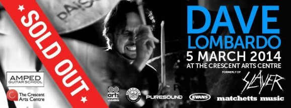 Dave Lombardo Interview pic 7