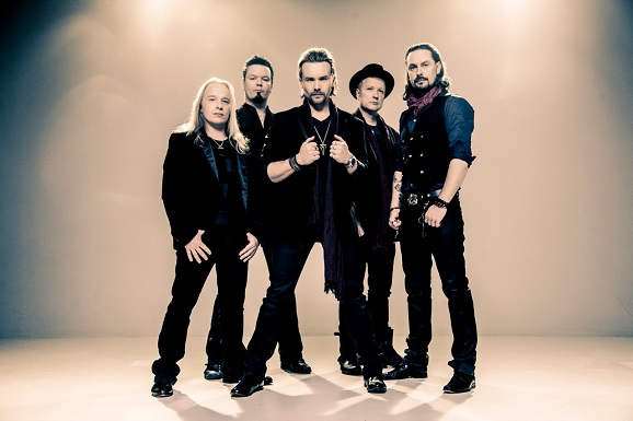 bft-band-shot Interview with Pekka Ansio Heino (Vocals) (Brother Firetribe)