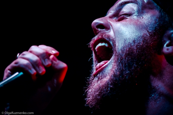 PTH Protest The Hero live at Voodoo Lounge in Dublin on November 28th, 2014
