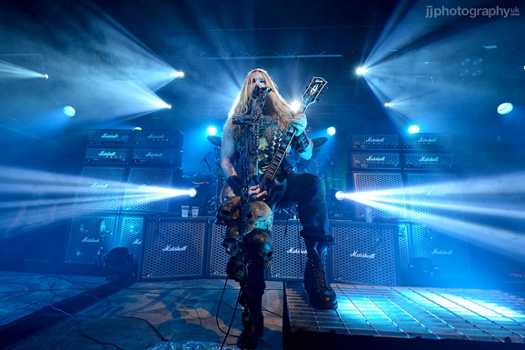 BLS_291 Black Label Society live at Rock City, Nottingham on February 18th, 2015