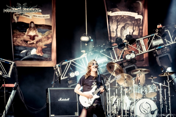 Opeth_2 Bloodstock Open Air Festival 2015 Live Review - Saturday August 8th,  Highlights