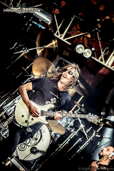 Opeth_3 Bloodstock Open Air Festival 2015 Live Review - Saturday August 8th,  Highlights