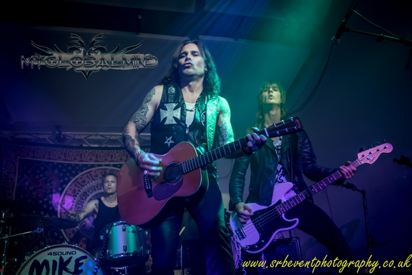 Tramp_1 Mike Tramp live at The Corporation, Sheffield, UK on September 26th, 2015