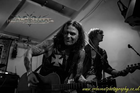 Tramp_2 Mike Tramp live at The Corporation, Sheffield, UK on September 26th, 2015