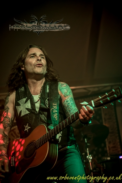 Tramp_4 Mike Tramp live at The Corporation, Sheffield, UK on September 26th, 2015