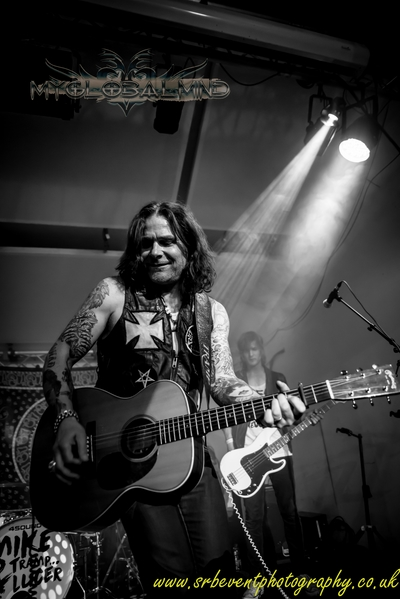Tramp_5 Mike Tramp live at The Corporation, Sheffield, UK on September 26th, 2015
