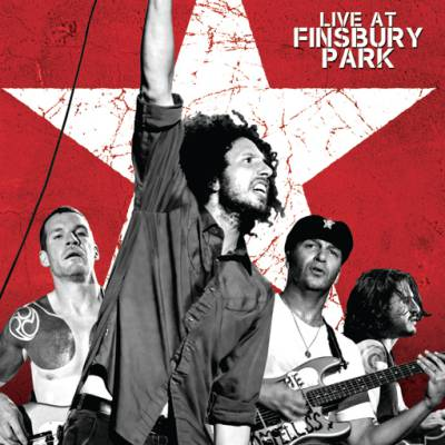 Rage Against the Machine Live at Finsbury Park