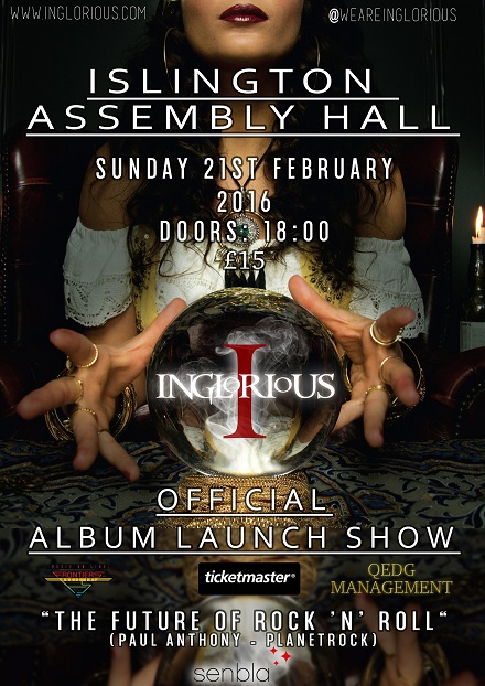 launch-poster-hr Interview with Nathan James - vocalist, Inglorious