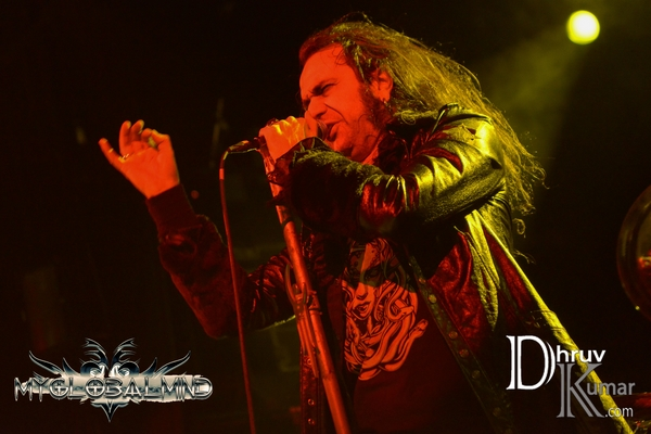 Moonspell-4 Epica with Starkill and Moonspell live at Irving Plaza on January 21st, 2015