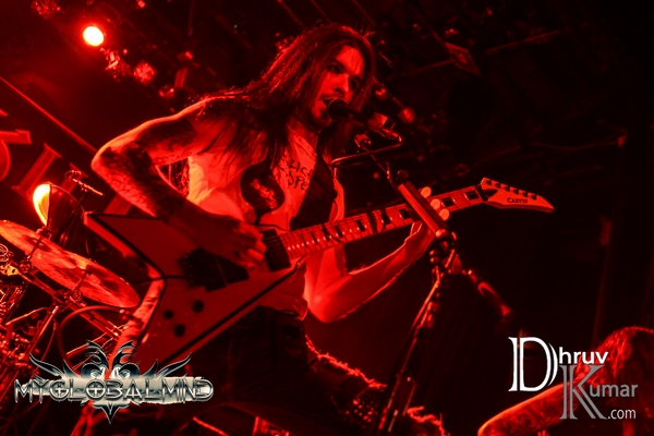 Starkill-2 Epica with Starkill and Moonspell live at Irving Plaza on January 21st, 2015