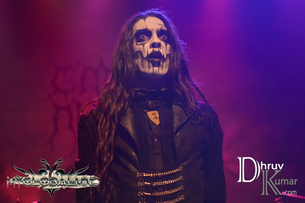 Carach-Angren Fleshgod Apocalypse live at Gramercy Theatre, NYC on February 12th, 2016