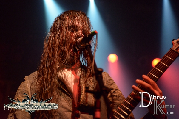 Fleshgod-Apocalypse-3 Fleshgod Apocalypse live at Gramercy Theatre, NYC on February 12th, 2016