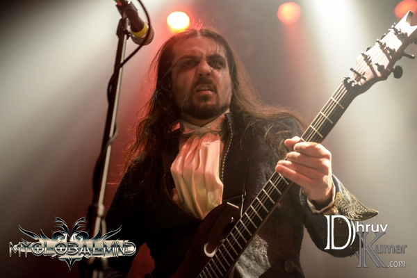 Fleshgod-Apocalypse-4 Fleshgod Apocalypse live at Gramercy Theatre, NYC on February 12th, 2016