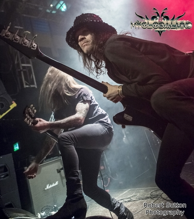 Bonafide_5 The Quireboys live at O2 Academy Islington London on March 25th, 2016