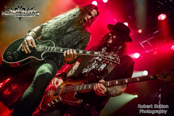 HS_3 The Quireboys live at O2 Academy Islington London on March 25th, 2016