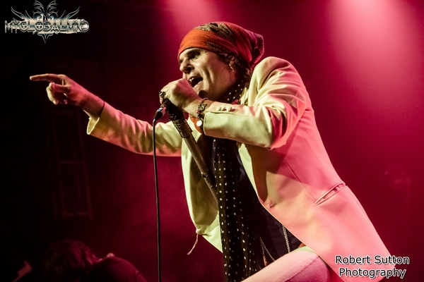 Quireboys_1 The Quireboys live at O2 Academy Islington London on March 25th, 2016