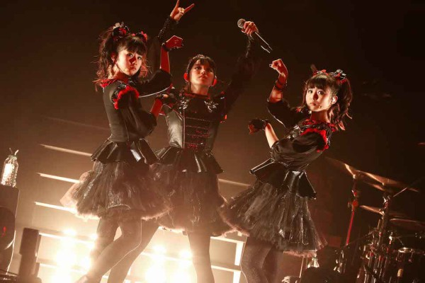 6K3A2188_re-e1459972413108 Baby Metal live at The SSE Arena Wembley on April 2nd, 2016