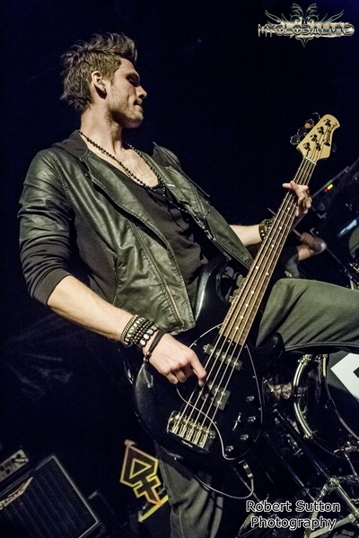 ForeverNever_1 The Iron Maidens live at O2 Academy Islington, London on April 14th, 2016
