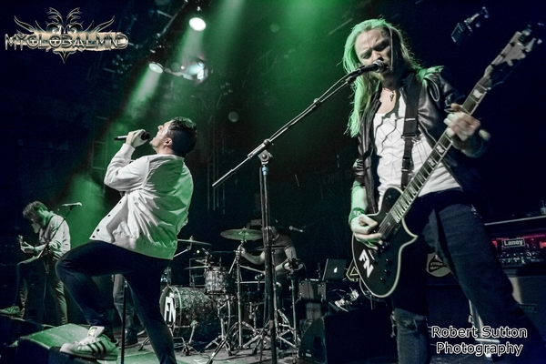 ForeverNever_2 The Iron Maidens live at O2 Academy Islington, London on April 14th, 2016
