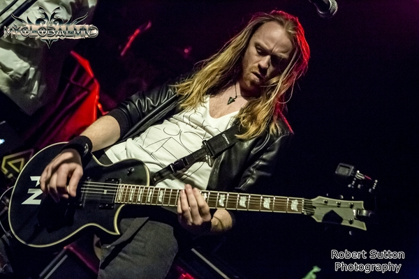 ForeverNever_3 The Iron Maidens live at O2 Academy Islington, London on April 14th, 2016
