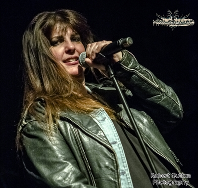 TheIronMaidens_1 The Iron Maidens live at O2 Academy Islington, London on April 14th, 2016