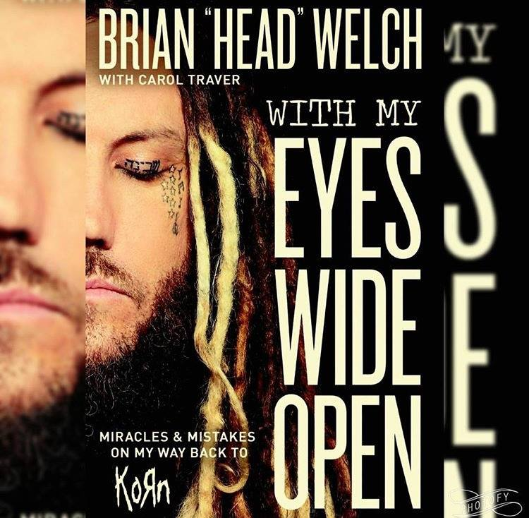 "Brian_Welch_Interviewpic1 Finding Light At The End of The Tunnel, an Interview with Brian ""Head"" Welch, (Guitars) (Korn)"