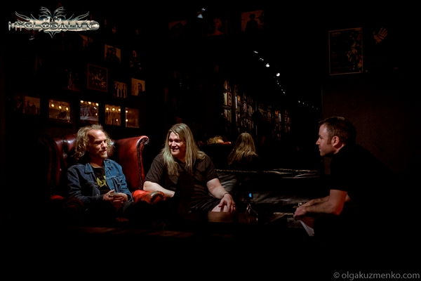 COCiNterview_3 Interview with Mike Dean (Bass) and Reed Mullin (Drums) of Corrosion of Conformity