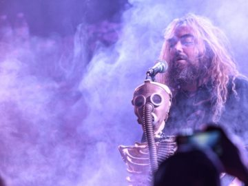 Soulfly and Suffocation live at Revolution, NY on April 29th, 2016