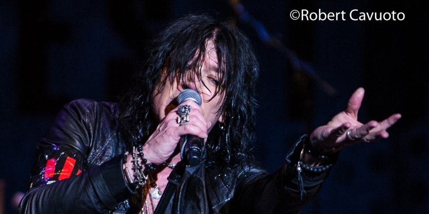 Tom Keifer Takes the Bergen PAC by Storm in Englewood, NJ April 29th, 2016