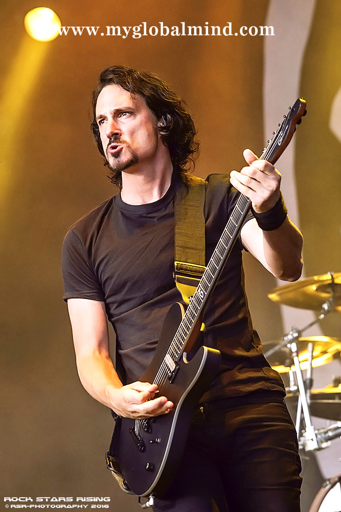 GOJIRA live at Blooodstock Open Air 2016