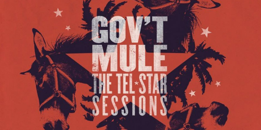 Govt-Mule-Tel-Star-Sessions-Feature Framed